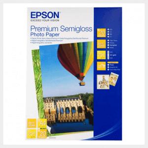 Epson Premium Glossy - foto popierius