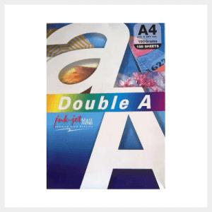 Double A inkjet matt popierius