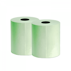 Thermal Rolls in green color