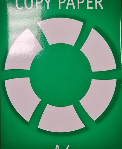 GREEN A4